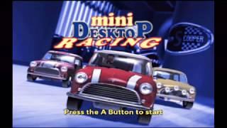 "[Wii] Introduction du jeu ""Mini Desktop Racing"" de Data Design Interactive (2008)"