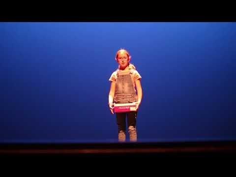Jocelyn Colledge - Silica gel monologue -Utah COPA - January 22, 2019