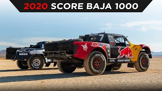 homepage tile video photo for 2020 SCORE BAJA 1000   TOYO TIRES   [4K]