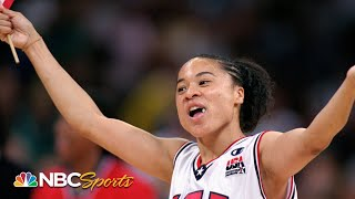 Coach got game: Why Dawn Staley is the ultimate player's coach I NBC Sports