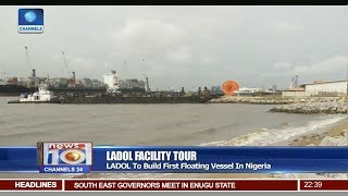 News@10: LADOL To Build First Floating Vessel In Nigeria 14/08…