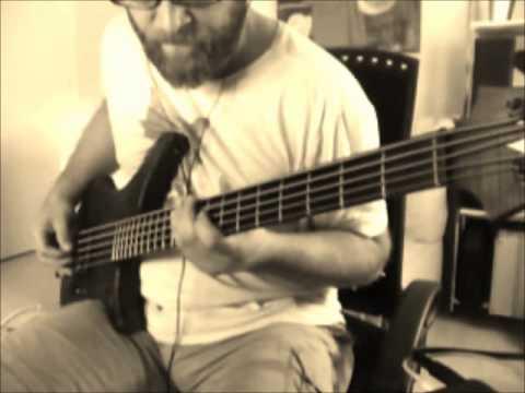 Nebulous | Meshuggah Bass Cover