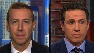 CNN anchor shuts down Trump supporter