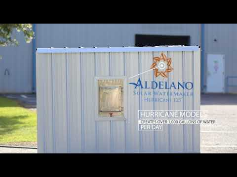11-12-17 New Aldelano WaterMaker (Living Water Maker)