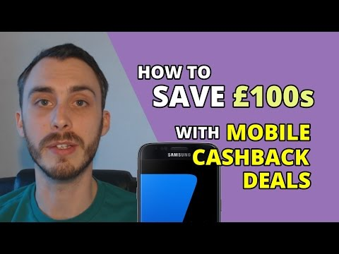 You can save £100s with mobile cashback deals - is there a catch?!?