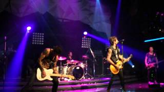 Boys Like Girls - Five Minutes To Midnight - Live In KL 2012