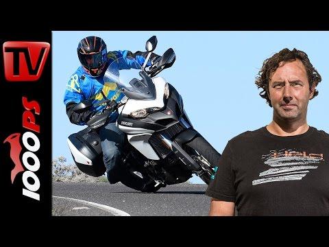 Ducati Multistrada 950 Test 2017 - Stärken, Schwächen, Fazit