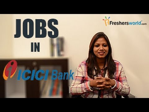 ICICI Bank Recruitment Notification 2016 - Private Bank jobs PO, Clerk, Exam dates & results.
