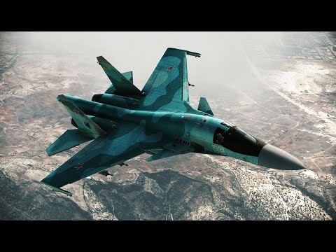 Awesome Game About Modern Jet Fighters ! US Air Force And Russian Aircraft In Tom Clancy's HAWX