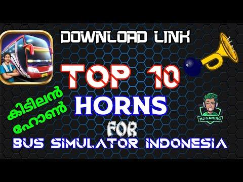 Top 10 Horns