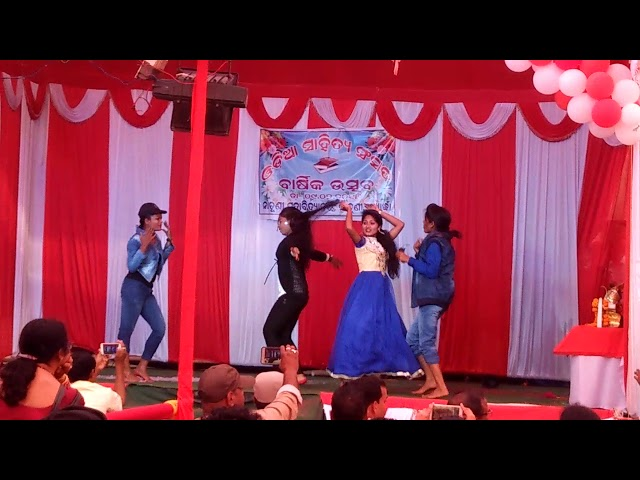 Nachuni college dance