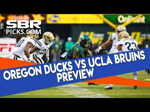 Oregon Ducks vs. UCLA Bruins College Football Week 8 Preview