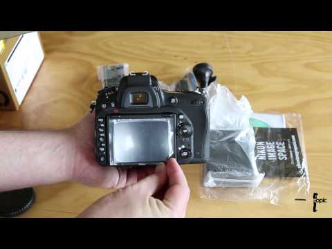 Unboxing the Nikon D750, First Impressions and Quick Overview