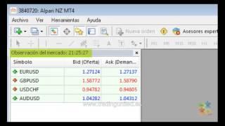 Forex Tester Professional - 6 Importar Datos