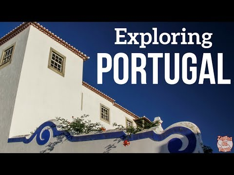Visit Portugal video - beaches, palaces, hilltop villages...