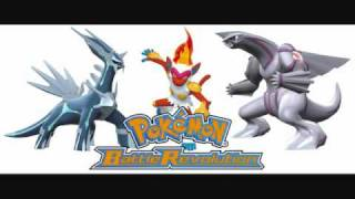 Pokemon Battle Revolution Music, Sashay Theme
