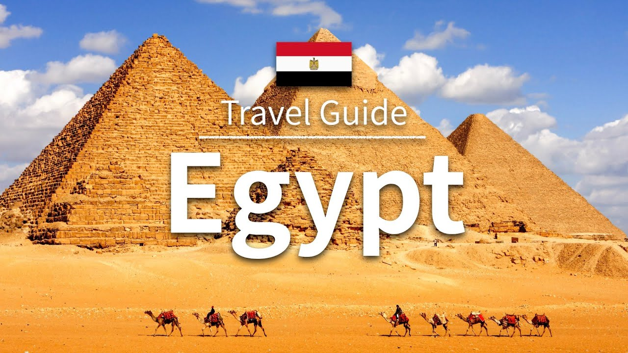 Egypt Travel Guide Top 10 Egypt Travel At Home Youtube