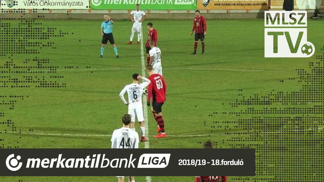 Balmaz Kamilla Gyógyfürdő – Budafoki MTE | 1-2 (1-0) | Merkantil Bank Liga NB II.| 18. forduló |
