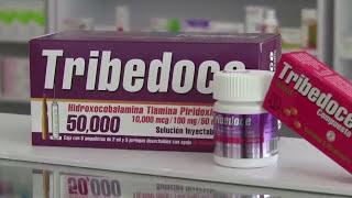 ⏩ Complejo B Vitamina B12 (multivitaminico) De Tribedoce Compuesto | Inyectable Lidocaina