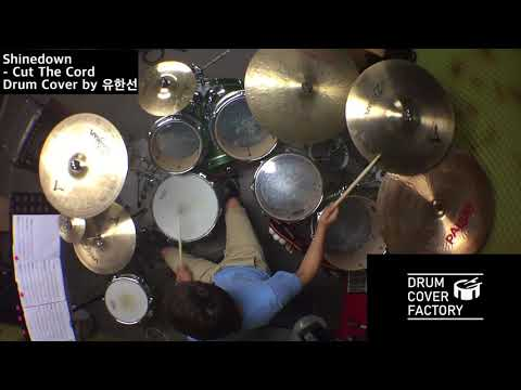 [DCF]Shinedown - Cut The Cord Drum Cover by 유한선