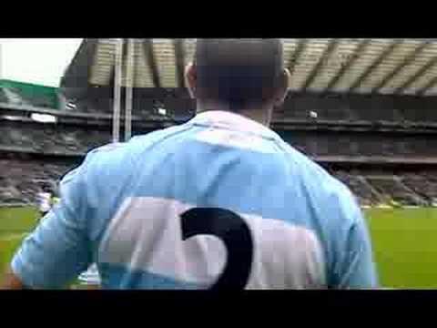 England vs Argentina November 2006