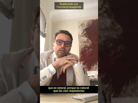 Dr Raphael Bonelli - Los que llevan mascarilla pierden la conexión consigo mismos