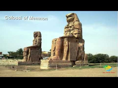 Top 10 Great Monuments Of Ancient Egypt