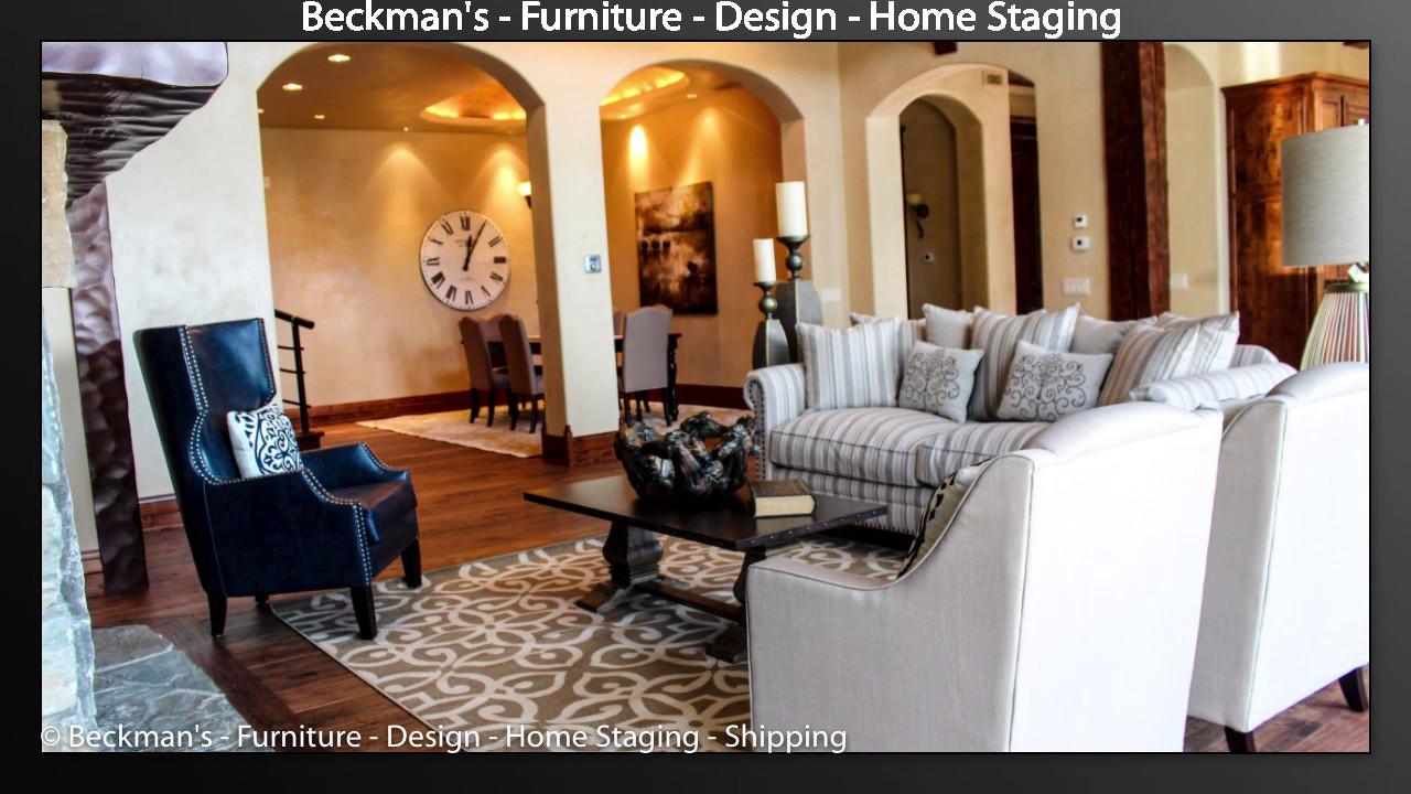 Elegant Beckmanu0027s Furniture   Design   Home Staging   Real Estate