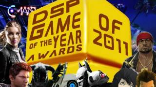 DSP's Game of the Year Awards 2011 - GOTY 2011