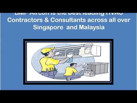 Best Aircon Contractors Singapore