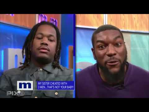 My Sister Cheated With 3 Men... That's Not Your Baby!   The Maury Show