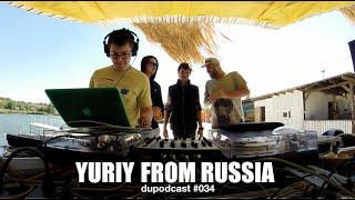 dupodcast 034 dushowcase yuriy from russia karrera beach