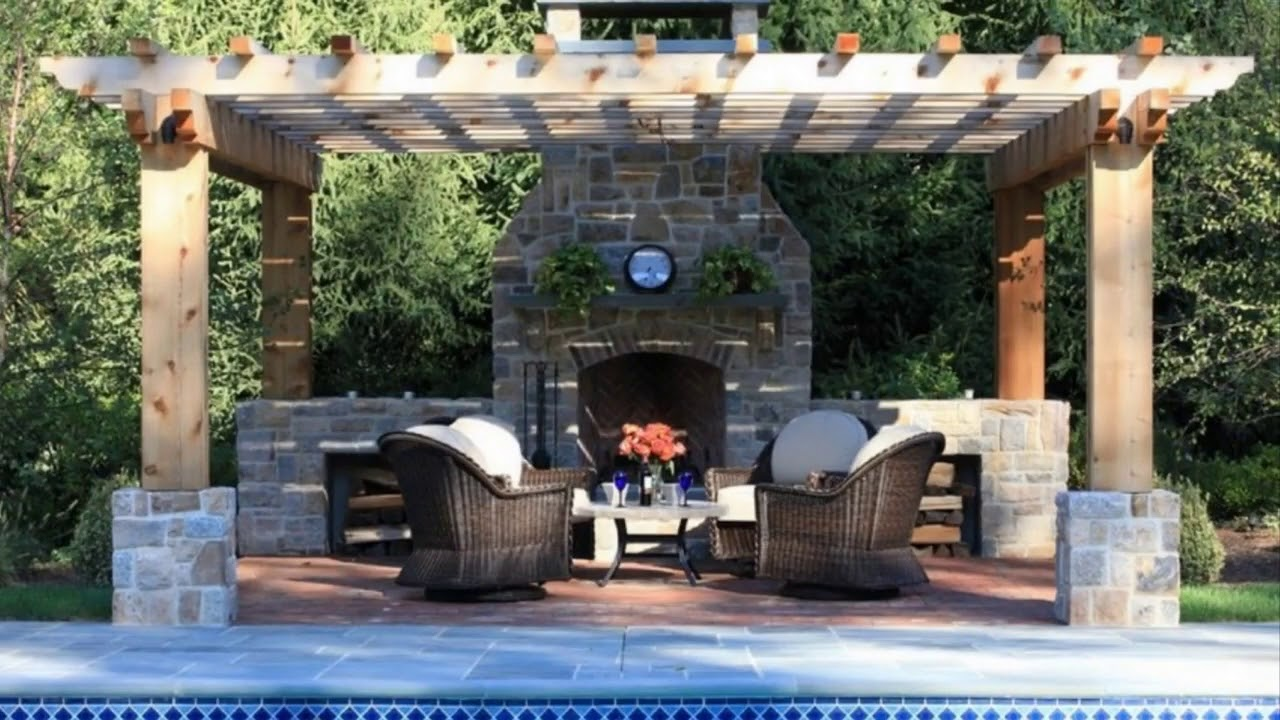 Design 50 Cool Outdoor Seating Areas
