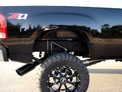 Gmc 2500hd On Cognito 7 Quot Lift Vid3 Youtube