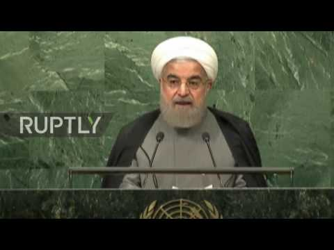 United Nations: US coalition's post 9/11 actions helped terrorist organisations to emerge - Rouhani