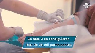 """La empresa informó que ya ha suministrado la segunda dosis de la vacuna contra el Covid-19 a 10 mil voluntarios; agregó que ya se alista el """"lanzamiento comercial potencial de la mRNA-1273"""""""