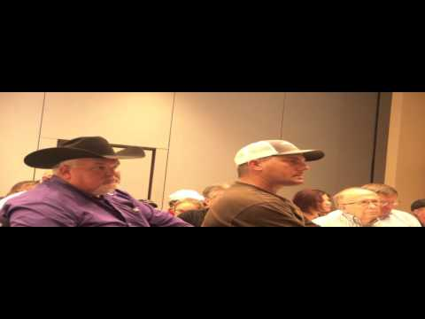 Haskell County Commission 2015 - Part 3