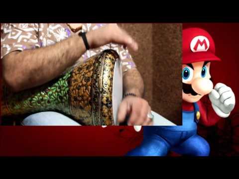على الطريقة التونسية | موسيقى  Super mario