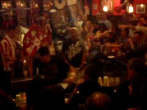 Aaron Hardy Regional Bar Flair Comp