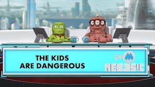9XM Newsic | Evil Kid | Bade | Chote
