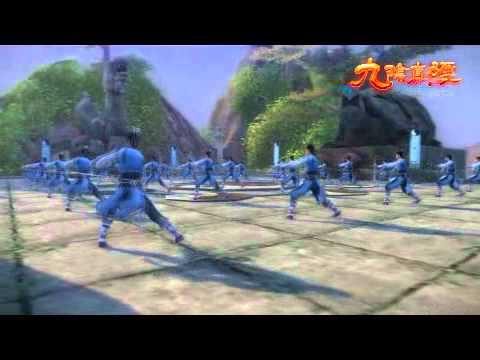 VTC Game sắp phát hành Cửu Âm Chân Kinh!   Game Online   GameK vn