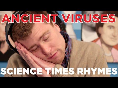 Science × Rhymes (#4) Ancient Viruses