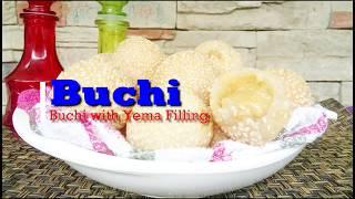 Buchi With Yema Filling