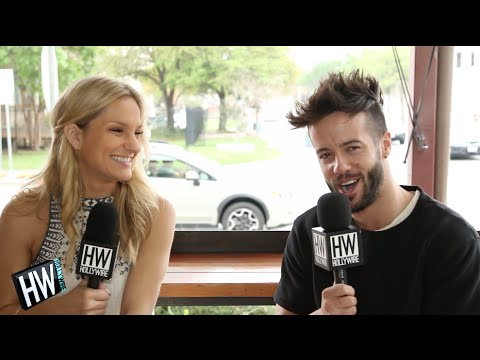 Travis Garland Talks New Music & Former Boy Band Days! (SXSW 2016)