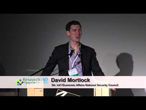 MORNING KEYNOTE ADDRESS II:  David Mortlock
