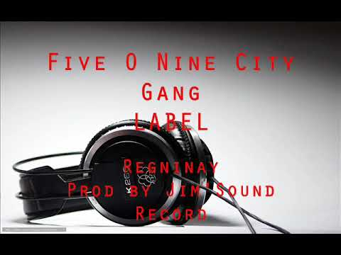 Five O Nine City Gang Label - Regninay (by Jim'Sound Record 2017)