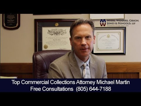 Having a problem getting paid? Commercial Collections Attorney Michael Martin