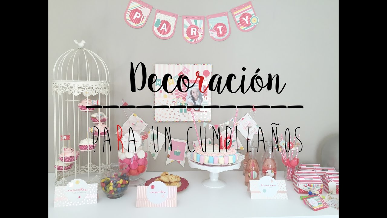 Tutorial manualidades decoraci n cumplea os infantil youtube for Decoracion de puertas para cumpleanos