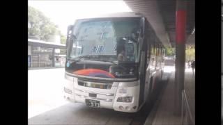 バスドアブザー音 九州産交バス熊本973