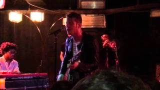 Anderson East on Valentine's Day at Pearl St Club in Northampton 2/14/16